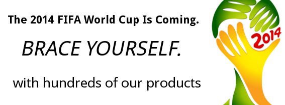 2014 World Cup is Coming!