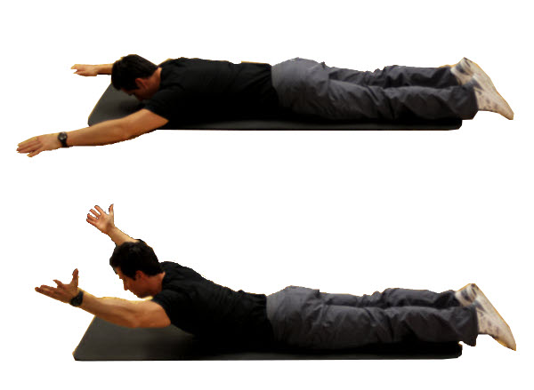 y extension exercise