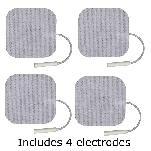Tens unit clit 4 pads video